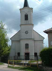 Evangélikus templom - Súr