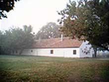 Gárdonyi Géza szülőháza Agárd