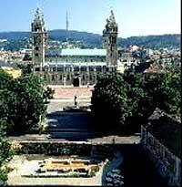 Püspöki palota Pécs