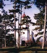 Szent Mihály kápolna Vonyarcvashegy