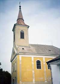 Súr - Római katolikus templom