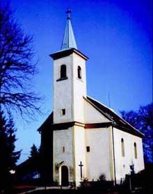 Püspökmolnári templom