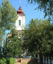 Bikal - templom