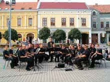 Tapolca zenekar